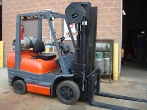 Toyota 6000lb Lift Truck