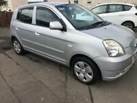 Kia picanto low mileage