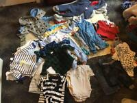 Massive bundle 3-6 months boy clothes