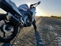 Honda CBR 125 R + EXHAUST