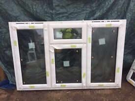 UPVC Window 1900mm x 1230mm ref 306