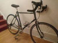 Vintage ladies' road bike Georgena Terry Classic cycle Campagnolo Mirage