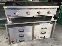 NEW PERI PERI HOT HOLDING DRAWER ,CAFE RESTAURANT CATERING COMMERCIAL FAST FOOD KEBAB BBQ SHOP