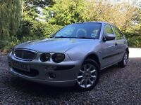 2002 Rover 25 Impression S 1.4 5dr 33,000 MILES