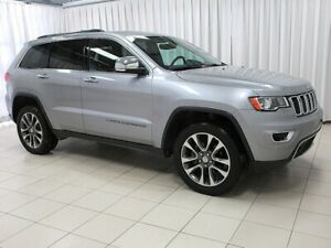 2018 Jeep Grand Cherokee IT'S A MUST SEE!!! LIMITED 4X4 SUV w/ H