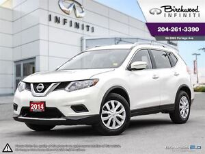 2014 Nissan Rogue S Local Trade