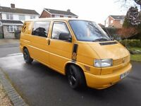 VW T4 Camper/Day van/Surf bus in good condition, 12 months mot, drives well