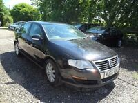 2005'55 VW PASSAT 2.0TDi--103K MILES WITH 7 SERVICE STAMPS--MANUAL-- MOT MAY 2018
