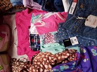 MASSIVE BUNDLE girls clothes 7 8
