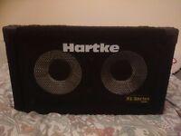 HARTKE 210XL 2 x 10 200 watt Bass Cabinet
