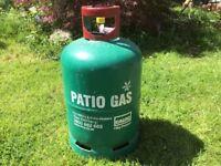 Calor 13kg patio gas bottle full