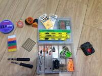 Tidy little box for starters - Fishing tackle