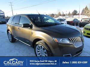 2011 Lincoln MKX LIMITED/ EDITION / FULLY EQUIPPED
