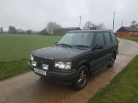 RANGE ROVER 2.5 DHSE