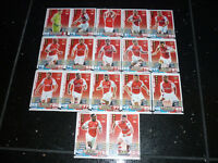 Match Attax 2014 / 2015 - Arsenal Team - Set of 17 Cards