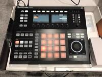 Native Instruments Maschine Studio boxed as new.