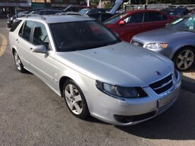 2007/07 Saab 9-5 1.9 TiD Vector Sport 5dr ++DIESEL +++ AUTOMATIC++GOOD CONDITION,LOOKS & DRIVES WELL