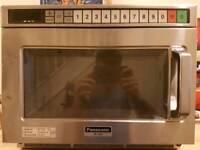 Panasonic NE-1856 1800W Commercial microwave oven