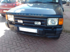 Discovery 300tdi, MOT fail. Spares, repairs or could be fixed up with some work. Comes with spares.