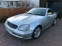 Wanted Mercedes Benz SLK R170 facelift parts