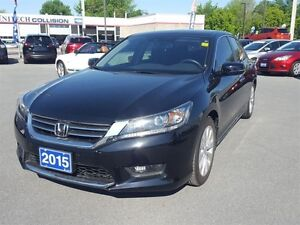 2015 Honda Accord EX- Leather, Sunroof, Htd Seats