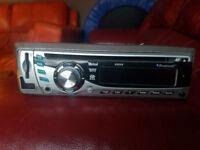 Tevion car stereo