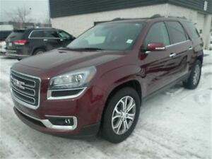2015 GMC Acadia SLT|Leather|NAV|Sunroof|Camera