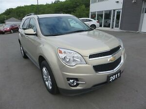 2011 Chevrolet Equinox 2LT *AWD! *HEATED LEATHER! *REMOTE START!