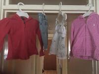 Ralph Lauren 3/4 jeans , Ralph Lauren cardigans butterfly camisole top