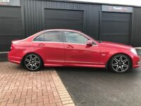 Mercedes C220 cdi full AMG sport KIT diesel