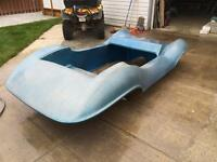 NOS 68 Jeffries Kyote dunebuggy body