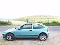 Rover 25 S 1.4l A lovely car in good condition looking for a home