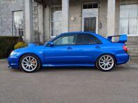 2004 (54) JDM Impreza WRX STI Litchfield Type 20 for sale - £11,500 ONO