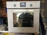 Integrated Whirlpool OvenModel AKP 491/WH
