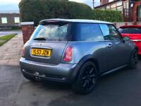 Mini Cooper s r53 supercharged