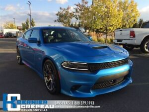 2016 Dodge Charger SRT 392 **GPS, CAMERA, SUPERBE VOITURE **
