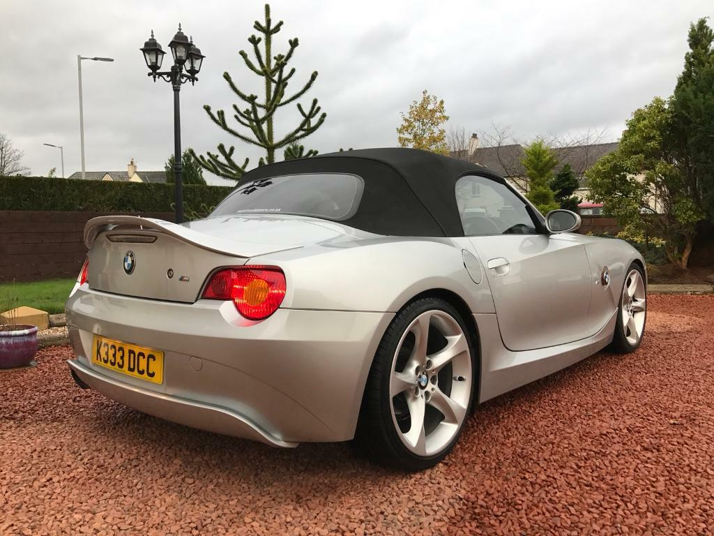 2003 bmw z4 2 5 manual aero body in prestwick south ayrshire gumtree. Black Bedroom Furniture Sets. Home Design Ideas