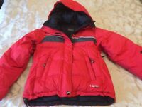 Complete Ladies Ski Outfit - size: 6-8 (XS) - excellent condition