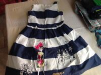 Bundle of Girls Dresses - Joules, Boden and Next. Age 9-10 years. Excellent Condition.