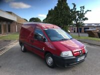 2007 Peugeot expert twin slide load doors DEPOSIT TAKEN SOLD