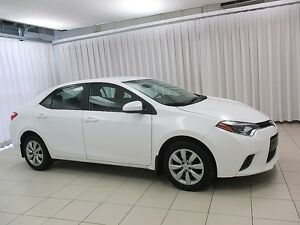 2016 Toyota Corolla LE SEDAN w/ HEATED SEATS, BACK-UP CAM & MUCH