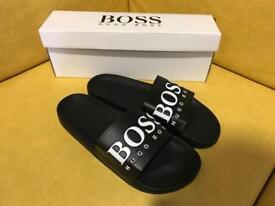 Hugo Boss Sliders Brand New Boxed Givenchy Sliders Brand New Boxed
