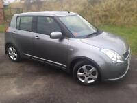 5DR SUZKI SWIFT GLX 1.5 PETROL WITH FULL SERVICE HISTORY
