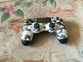 PS4 Controller camouflage in full working order