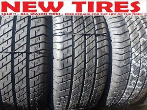 195/65 R 15 SALE !!  $60 - NEW TIRES - ALL SEASON TIRES   -  Free Flat Repair*!!! - SALE !!