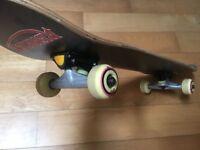 Nearly new Renner skateboard