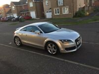 Audi TT 2.0 TDI Quattro 3dr in immaculate condition and just serviced