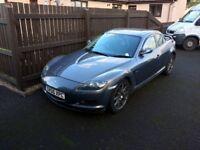 Mazda rx8 pz ( prodrive edition ) 10 months mOT
