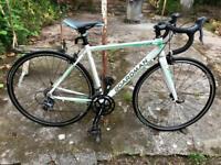 New Boardman sport women's road bike shimano Claris Mavic Wheels delivery available
