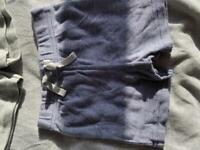 Shorts x2 6-9 months